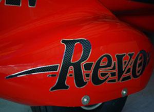 revo-trike-carbon-chrome-sticker-set