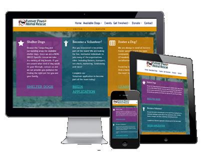 Animal Rescue Website